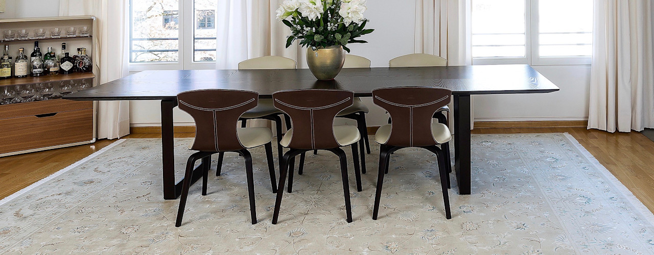 Teppichhaus Sami Modern dining room White