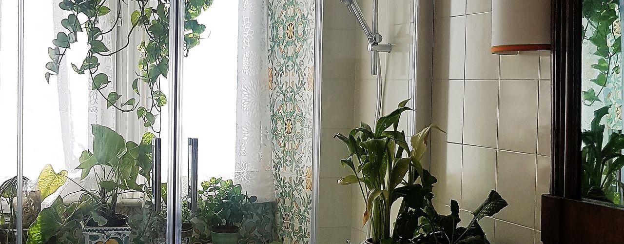 Restyling spregiudicato ai Parioli Clointeriors- Claudio Corsetti Bagno in stile classico
