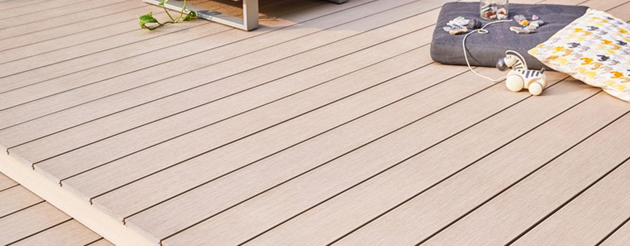 WPC-Terrassendielen – eine gute Wahl für den Außenbereich Redaktion VH Klassischer Garten