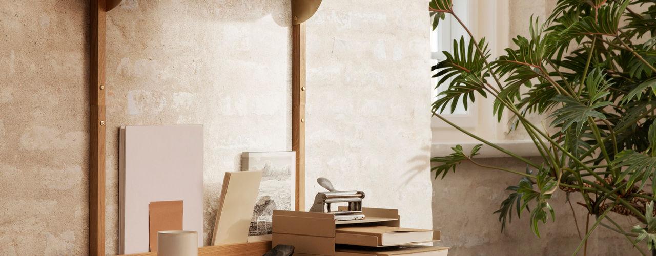 FermLiving By Concetti e Design C e D Soggiorno in stile scandinavo