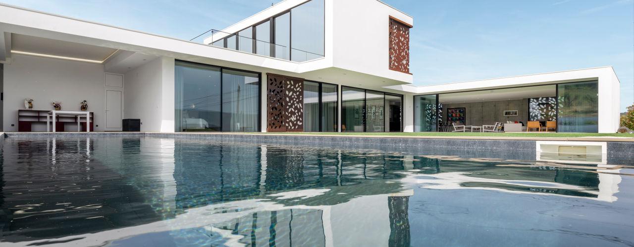 """House """"Lopes"""" Pascal Millasseau Construction Maison individuelle"""