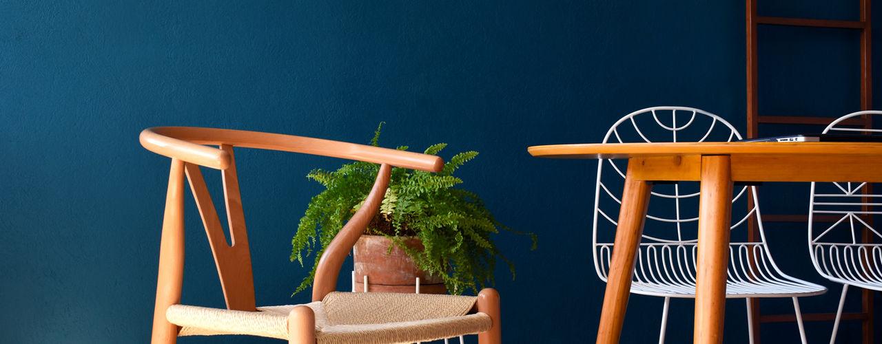 Silla Wishbone, un diseño increíble y confortable que se adapta a todo CARRIZO - Muebles, decoración y diseño. HogarAccesorios y decoración Madera Acabado en madera
