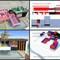 TETRISFALLS:  de estilo  por GGAL Estudio de Arquitectura