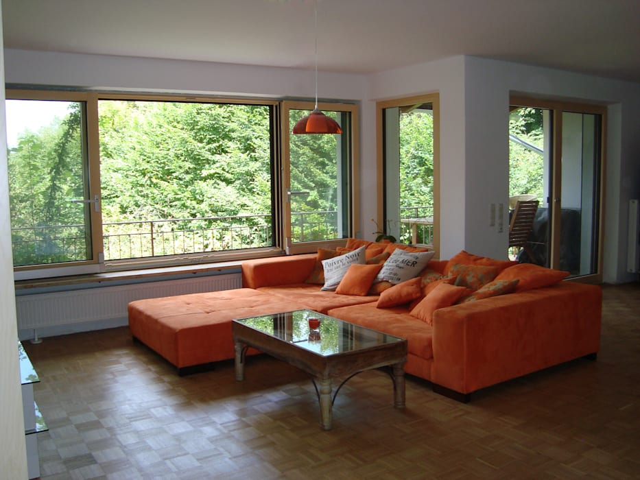 haus l oberpfalz:  Wohnzimmer von innenarchitektur s. kaiser