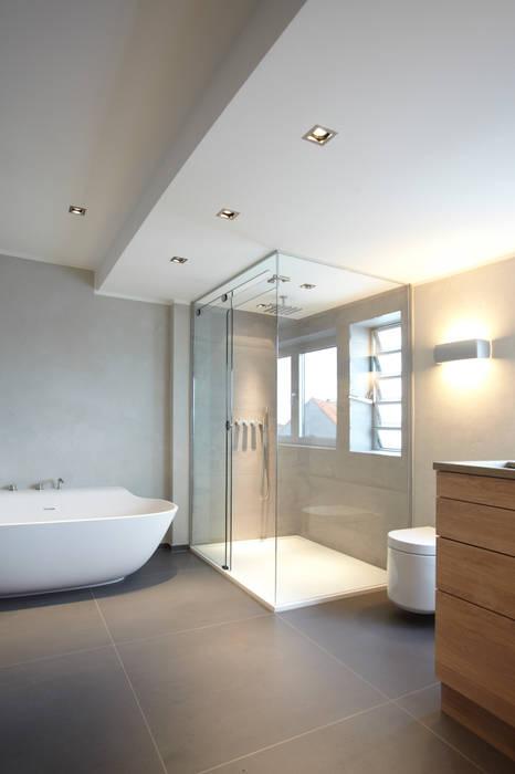 Designer bad bochum: badezimmer von raumgespür innenarchitektur ...