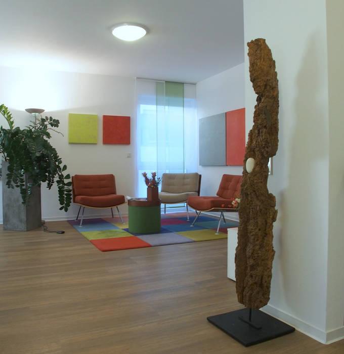Büro für Bauglück Moderne Geschäftsräume & Stores von Einrichtungsideen Modern