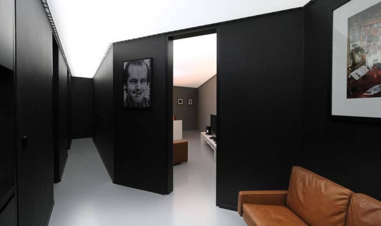 designyougo - architects and designers Modern media room