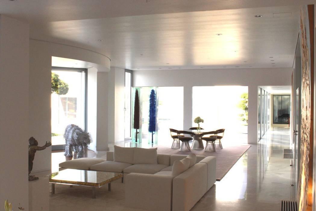 Wohnzimmer Moderne Wohnzimmer von Philipp Modern Marmor