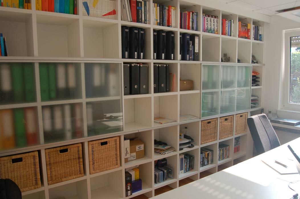 Office Moderne Arbeitszimmer von Einrichtungsideen Modern