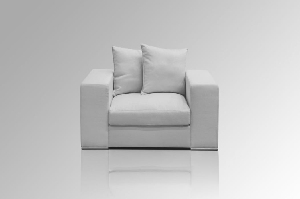 Sessel Grau Wohnzimmer Von Amaris Elements Homify