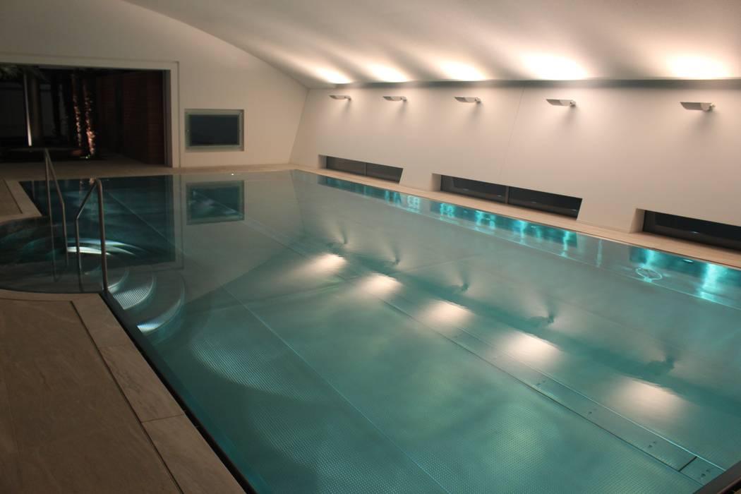 Spa und Pool Moderne Pools von Architekten Graf + Graf Modern