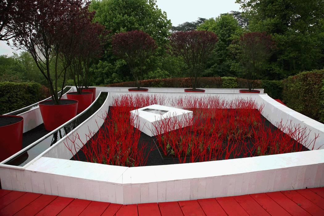 """Festival International des Jardins 2009 """"La couleur des éléments"""" Garten von Planungsbüro STEFAN LAPORT"""