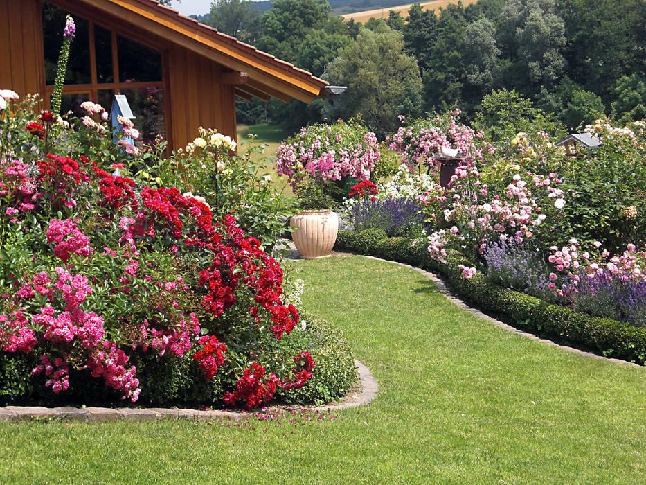 Jardin rural par Planungsbüro STEFAN LAPORT Rural