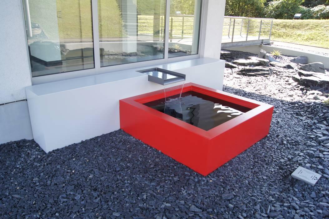 Corporate Identity Moderner Garten von Planungsbüro STEFAN LAPORT Modern