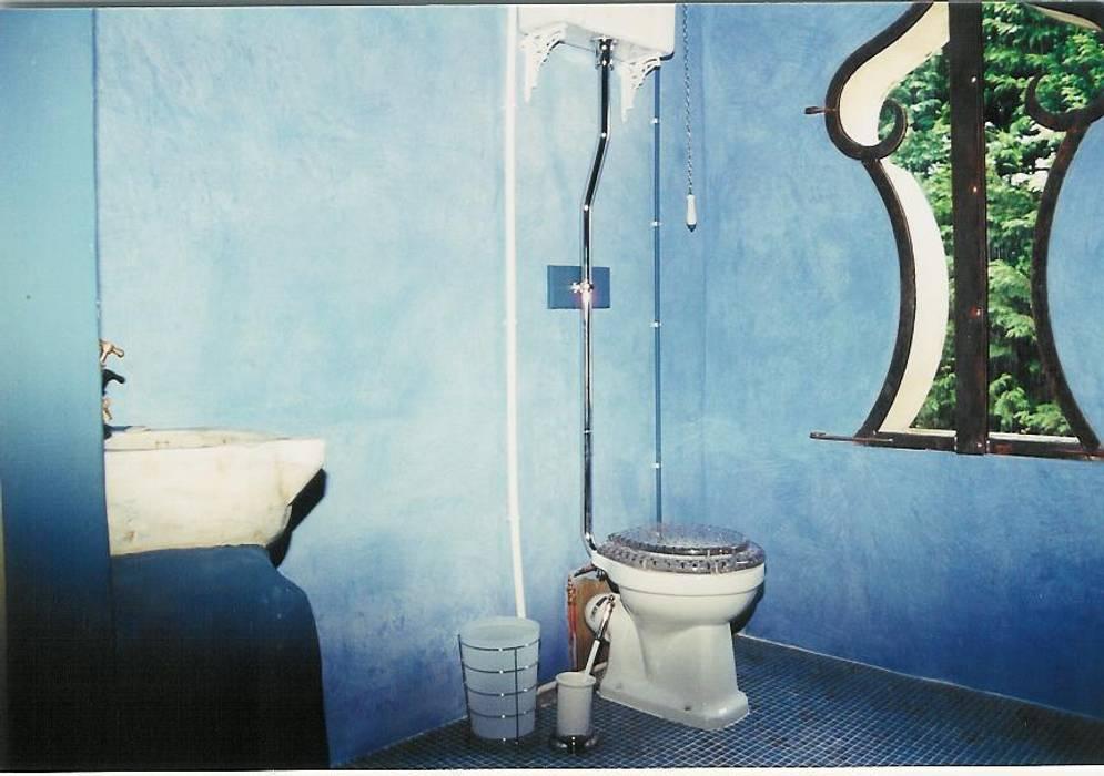 Englische Landvilla Klassische Badezimmer von Wandmalerei & Oberflächenveredelungen Klassisch