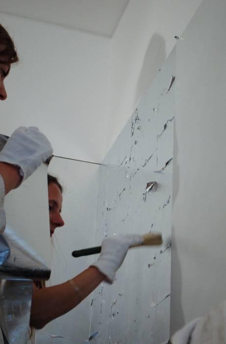 Edelmetallbeschichtung :  Gastronomie von Wandmalerei & Oberflächenveredelungen