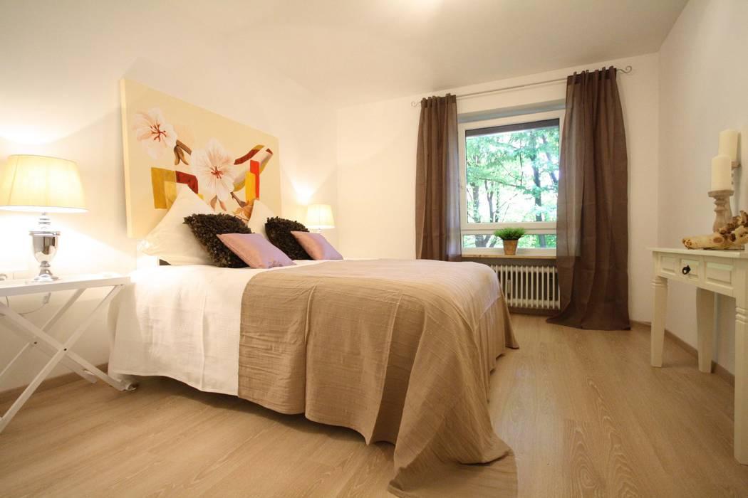 Eigentumswohnung Neusäß Schlafzimmer von homify