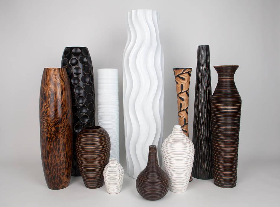 Bodenvasen: modern  von Leewadee GmbH,Modern