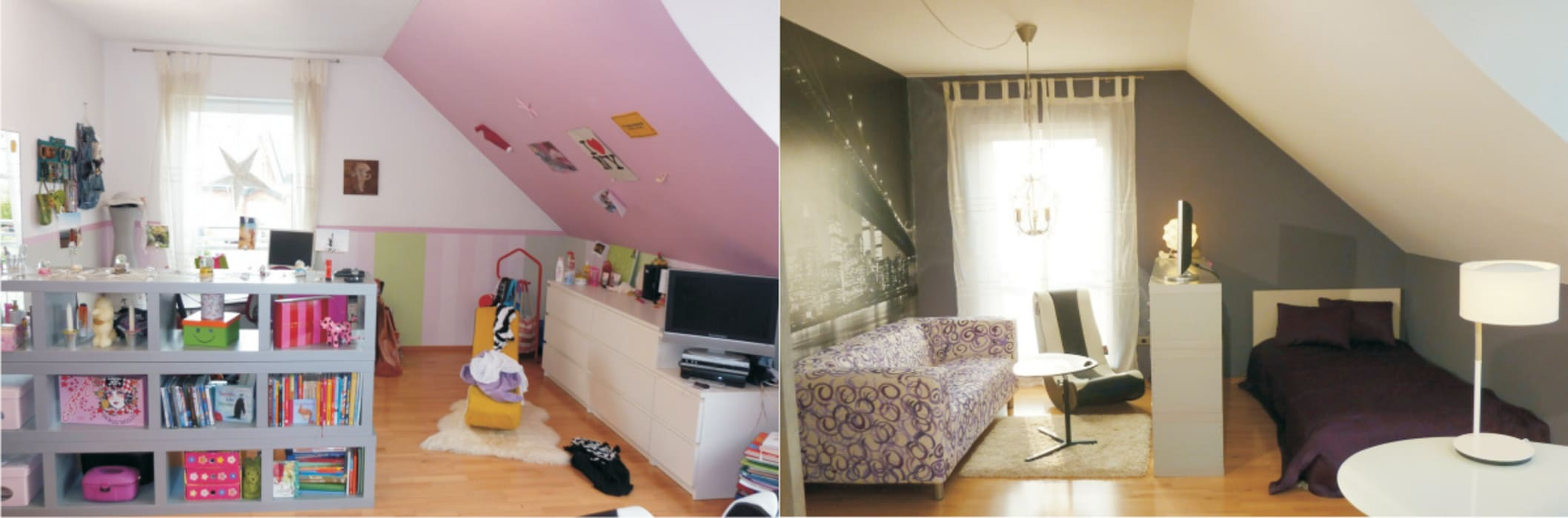 Einrichtungsideen Modern nursery/kids room