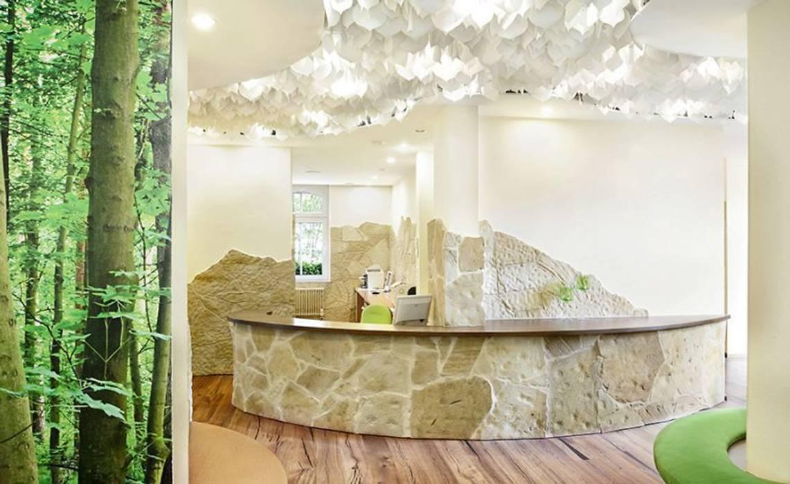 Offices & stores by [lu:p] Architektur GmbH,
