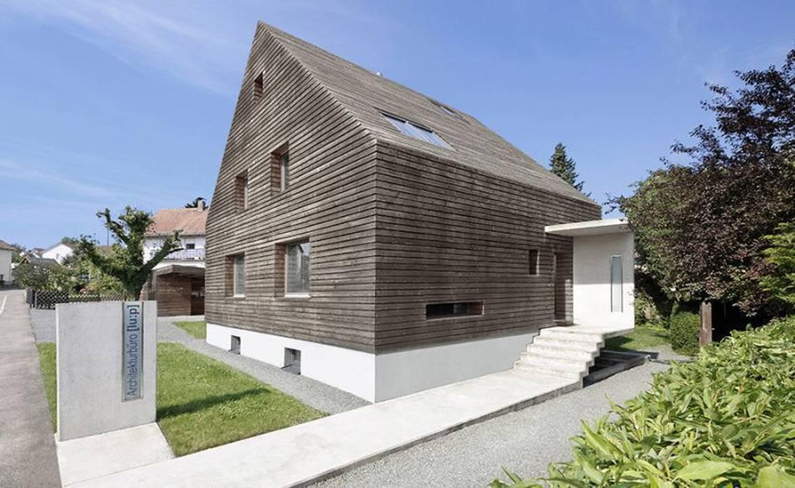 Maisons modernes par [lu:p] Architektur GmbH Moderne