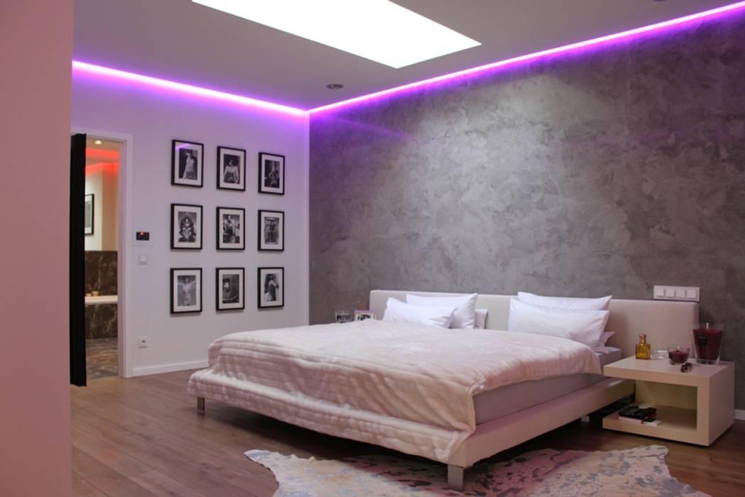 Eclectische slaapkamers van Egger`s Einrichten Eclectisch
