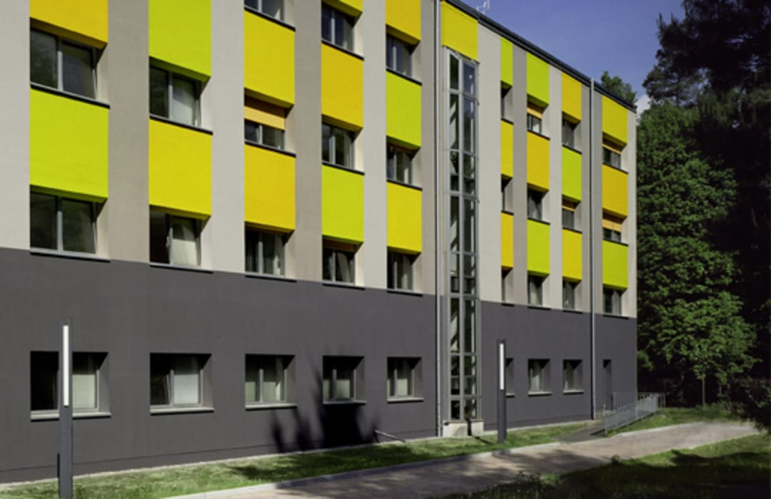 Fassadensanierung Haus 11 :  Häuser von andreas gehrke . architekt
