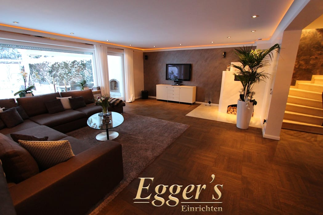 Egger´s Einrichten INETRIOR DESIGN Living room