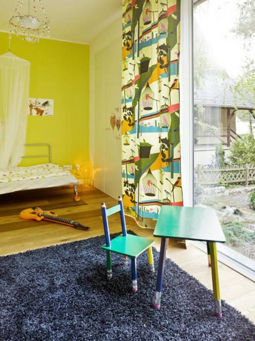 Haus Jacobs: moderne Kinderzimmer von Innenarchitektur Berlin