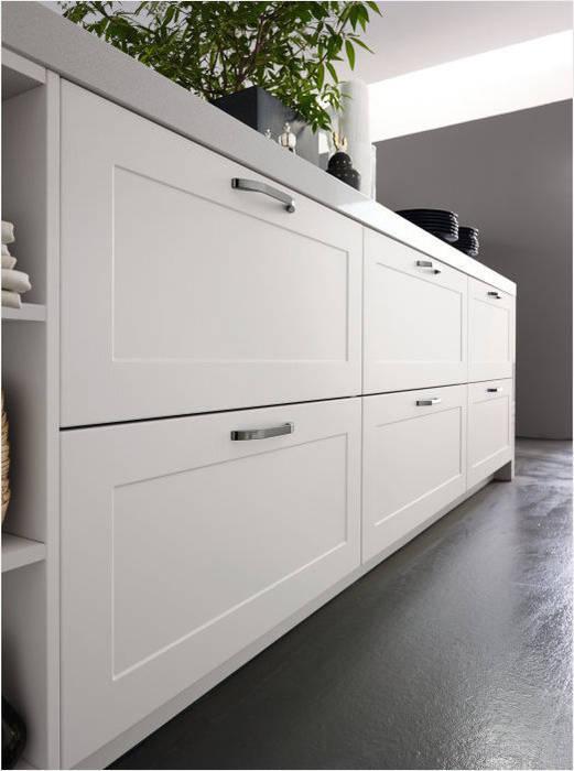 Wunderbar Küchenfronten   Weiß: Küche Von ALNO AG