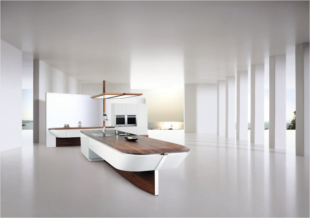 Kitchen by ALNO AG, Eclectic
