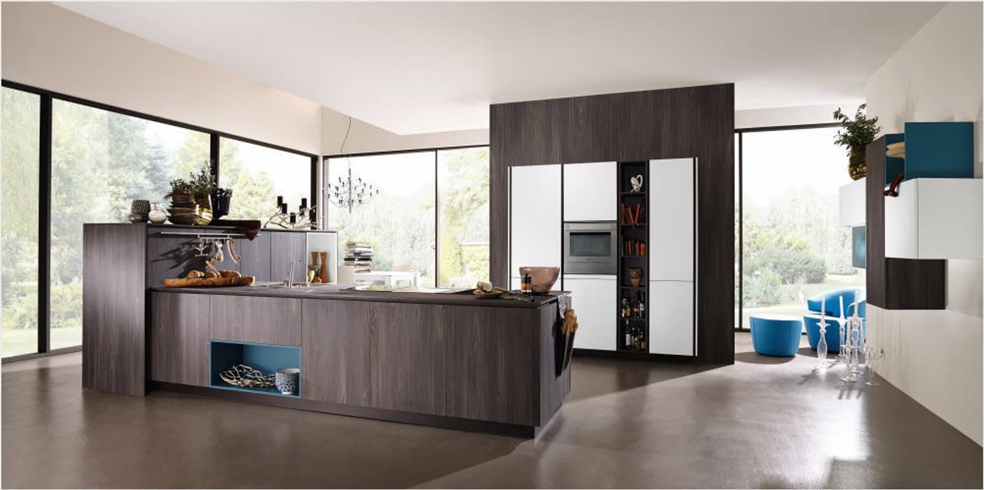 Küchenfronten - holz: küche von alno ag, | homify