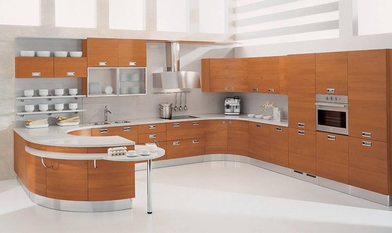 Italienische Designerküchen mit Küchenoberflächen aus edlem Echtholz Moderne Küchen von Küchengaleria Oßwald GmbH Modern
