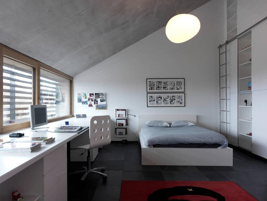 Martelange | belgien: schlafzimmer von leicht küchen ag | homify