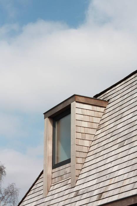 Casas de estilo rural de derksen|windt architecten Rural