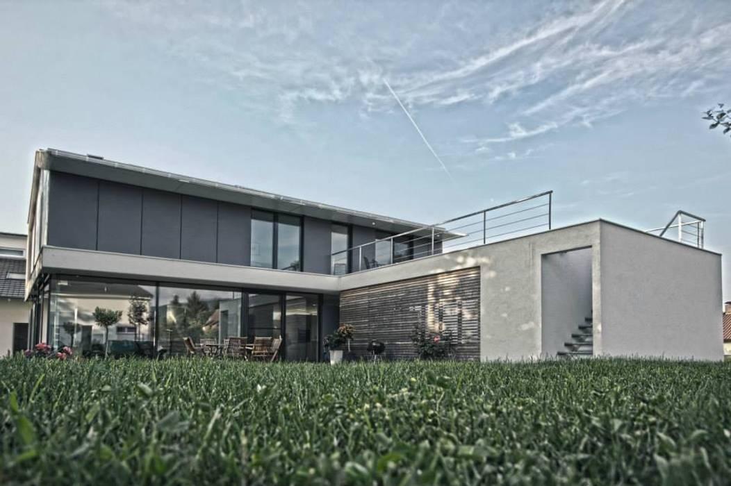 Modern Garden By Schiller Architektur Bda Modern Homify