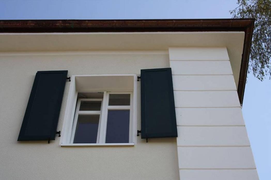 Sanierung der Villa J Klassische Häuser von cordes architektur Klassisch