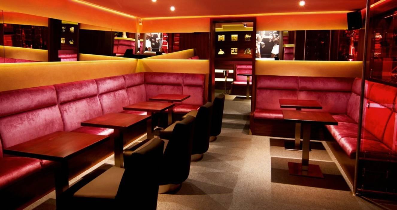 Night Club Moderner Multimedia-Raum von homify Modern