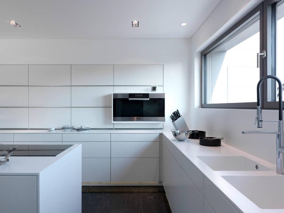 LEICHT Küchen AG Dapur Modern