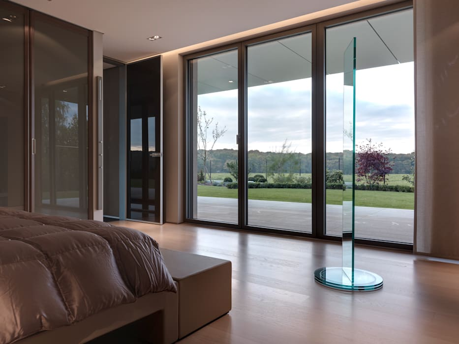 Hassel | Luxemburg LEICHT Küchen AG Moderne Schlafzimmer