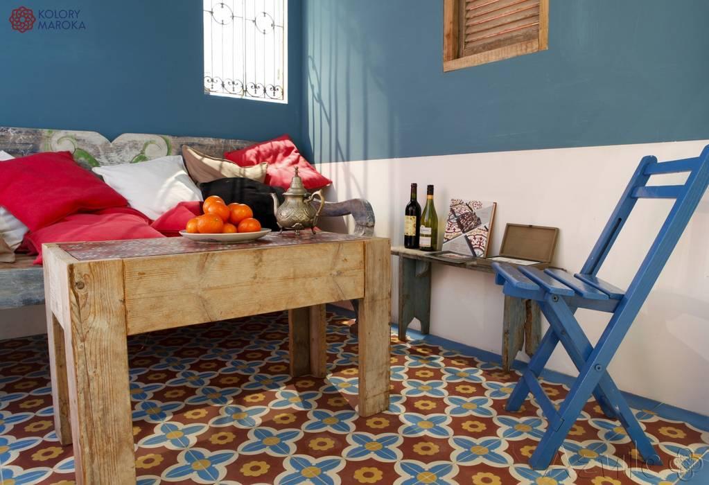 Dinding oleh Kolory Maroka, Mediteran