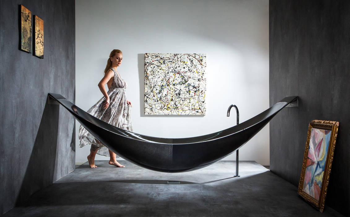 Badobjekte Art Carbon:  Badezimmer von Design by Torsten Müller