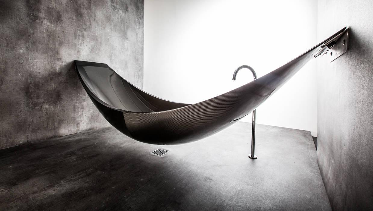 Badewanne Objekte von Wand zu Wand: industriell  von Design by Torsten Müller,Industrial
