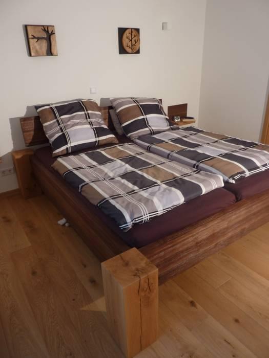 Betten:   von Schreinerei Deml GmbH,Landhaus