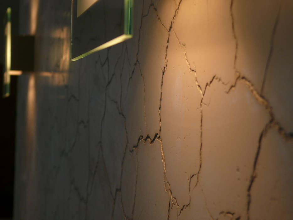 Wände mit Charakter Modern walls & floors