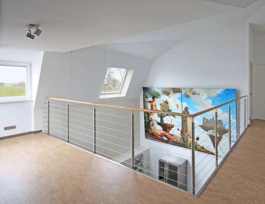 Salones de estilo rural de derksen|windt architecten Rural