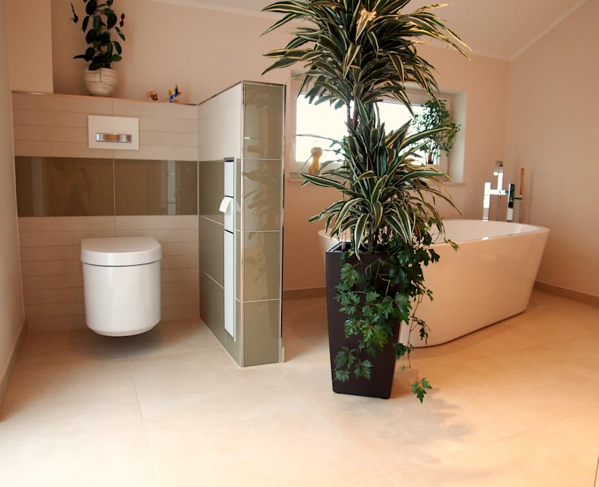Badezimmer 1 in Stadecken:  Badezimmer von Einrichtungsideen