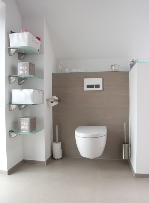 Badezimmer 2 in Stadecken:  Badezimmer von Einrichtungsideen