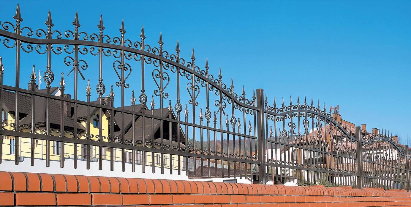Lux Triumph-Zaunsysteme GartenZäune und Sichtschutzwände