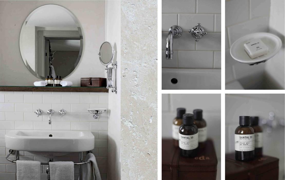 Bathroom by c+c interiors berlin